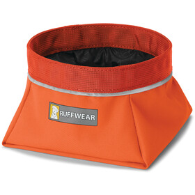 Ruffwear Quencher Cuenco, pumpkin orange